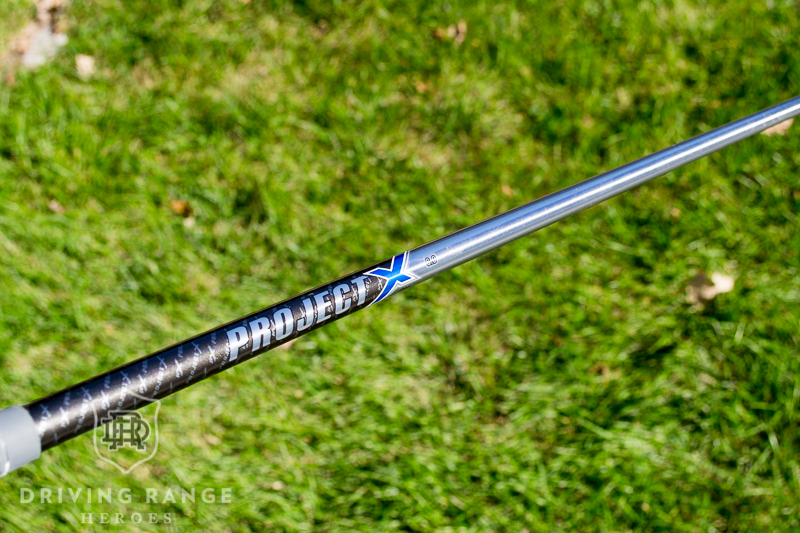 project x 6.0 driver shafts review