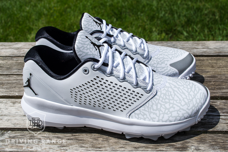 4427c0a2a44a Nike Air Jordan Trainer ST G Golf Shoe Review - Driving Range Heroes