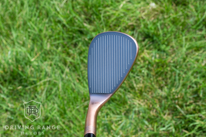 Taylormade Milled Grind Hi Toe Wedge Review Driving