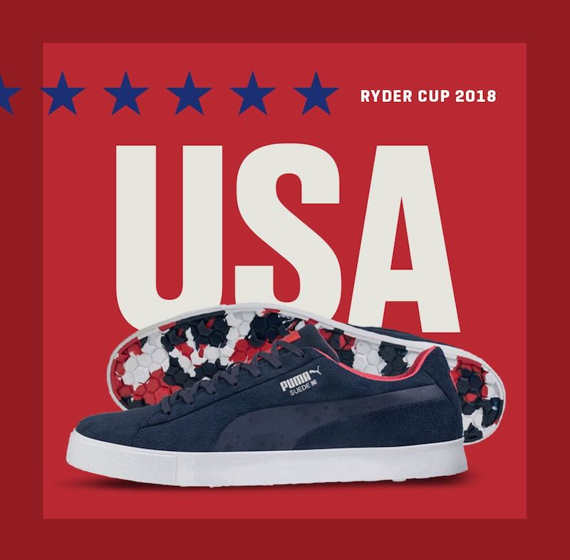 968620f71f0f Puma Golf Encourages Fans to Show Support for the 42nd Ryder Cup