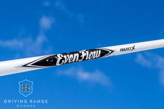 Project X EvenFlow T1100 White Featured