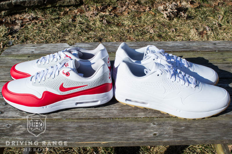 Nike Air Max 1 G Golf Shoe Review Driving Range Heroes