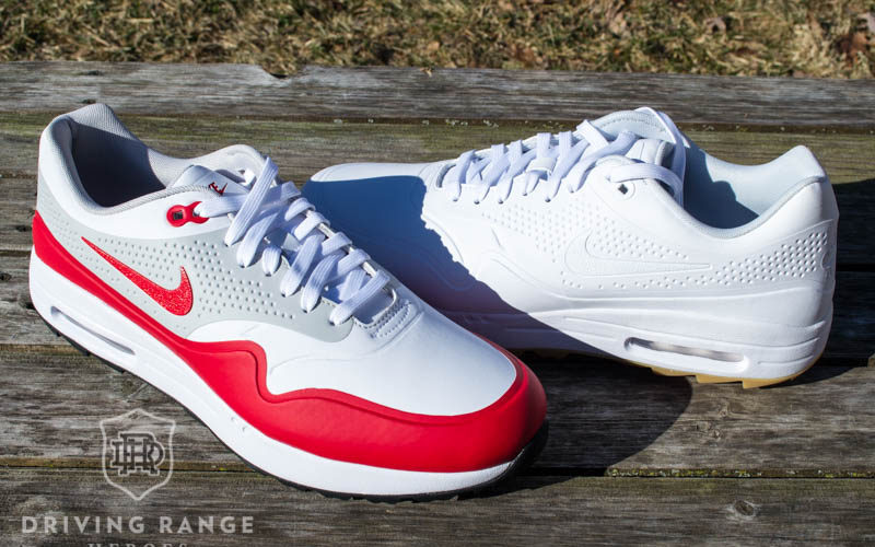 66ac7607686 Nike Air Max 1 G Golf Shoe Review - Driving Range Heroes
