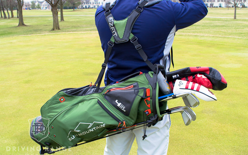 2019 Sun Mountain 4 5 Ls Stand Bag Review Driving Range Heroes