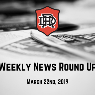 Weekly News Round Up March 22