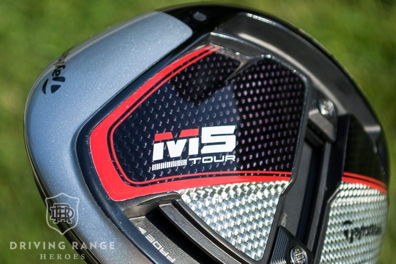 TaylorMade M5 Tour Driver Review - Driving Range Heroes
