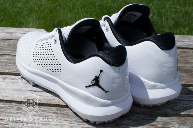 26d832bcee8954 Nike Air Jordan Trainer ST G Golf Shoe Review - Driving Range Heroes