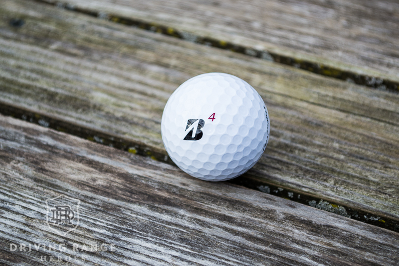 Bridgestone 2018 Tour B RX Golf Balls