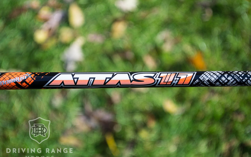 NEW '2020 UST MAMIYA ATTAS 11 6 STIFF FLEX DRIVER SHAFT 46